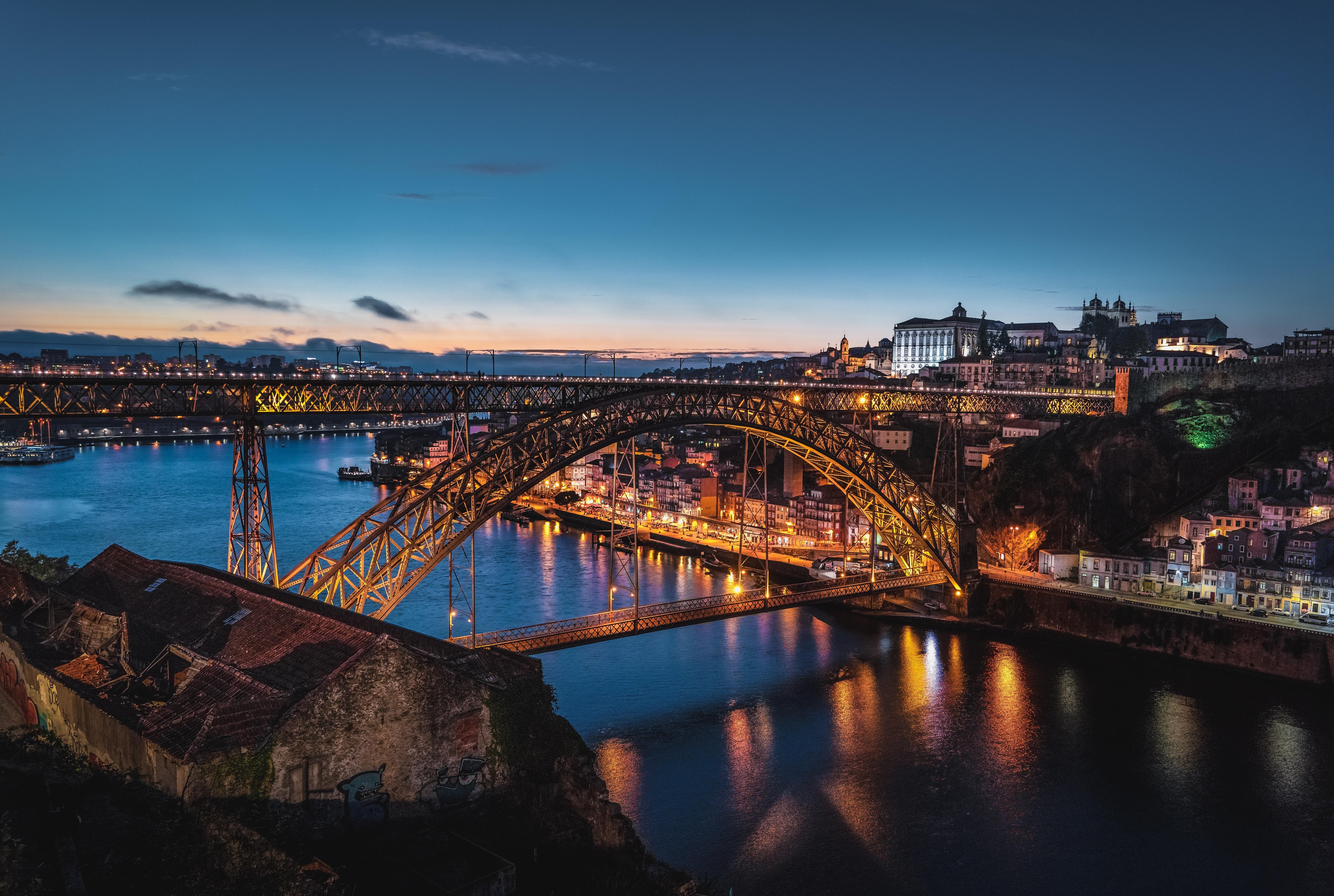 Португалія порту мост