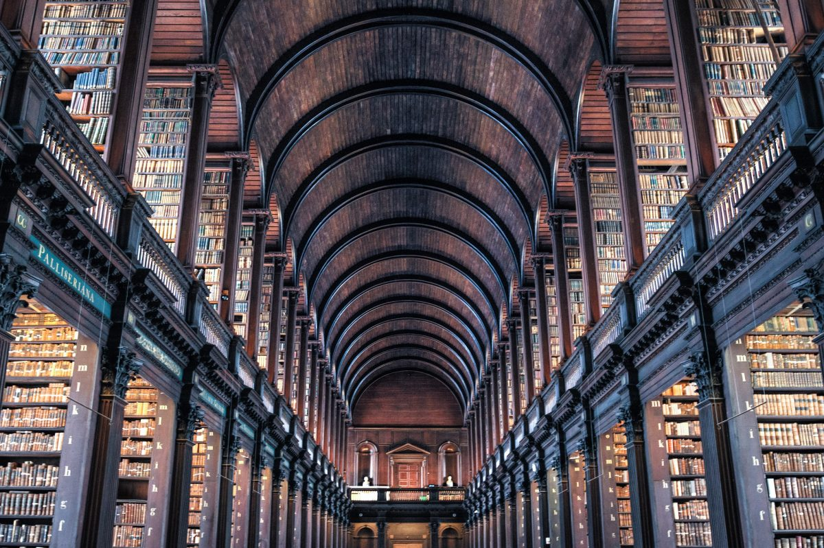 Бібліотека Трініті-коледжа