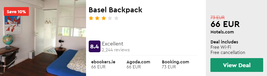 Basel Backpack