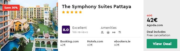 The Symphony Suites Pattaya