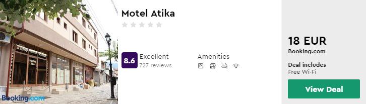 Motel Atika
