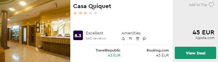 Casa Quiquet