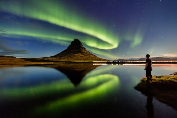 ісландія полярне сяйво