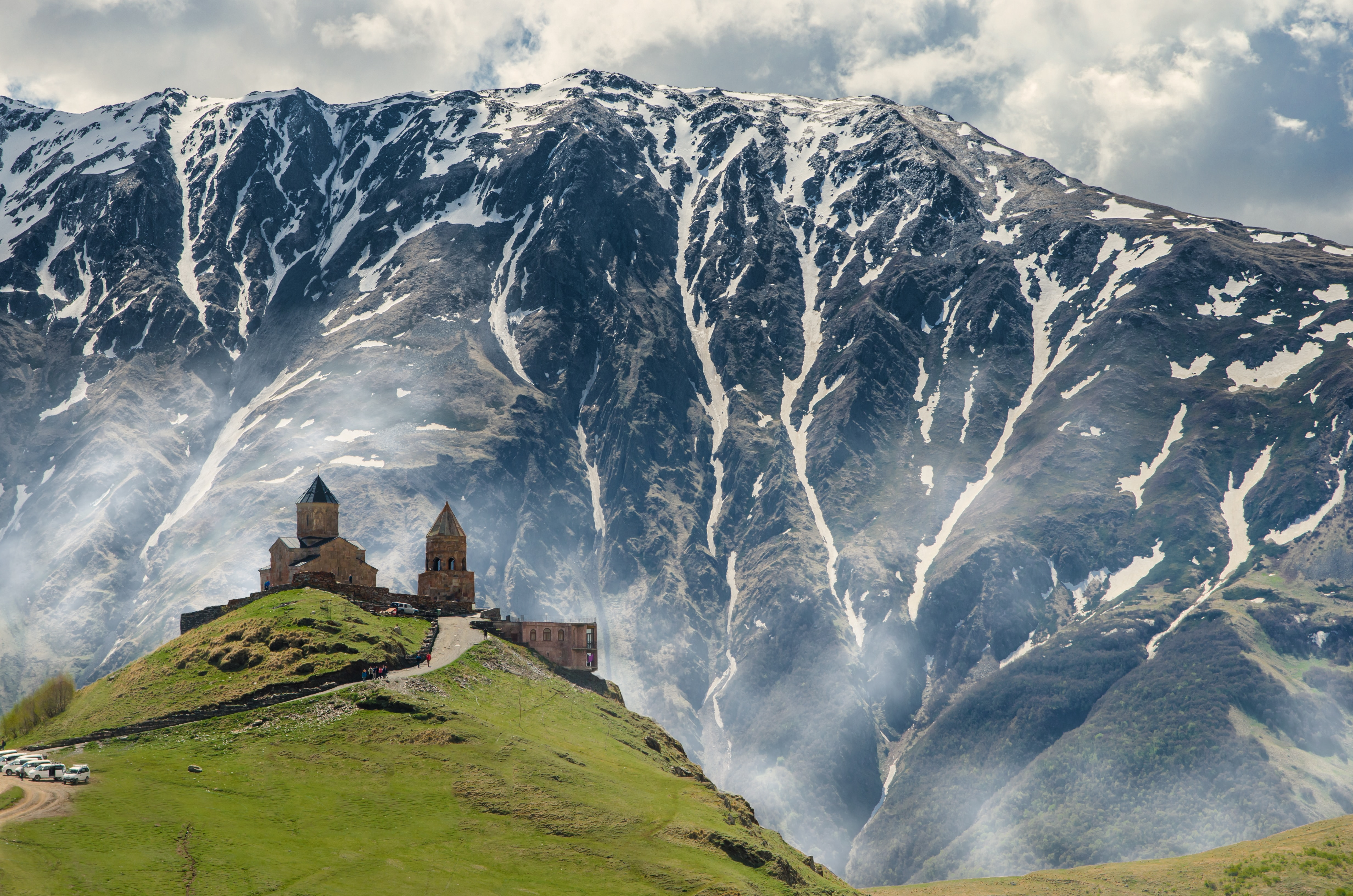 Грузія гори