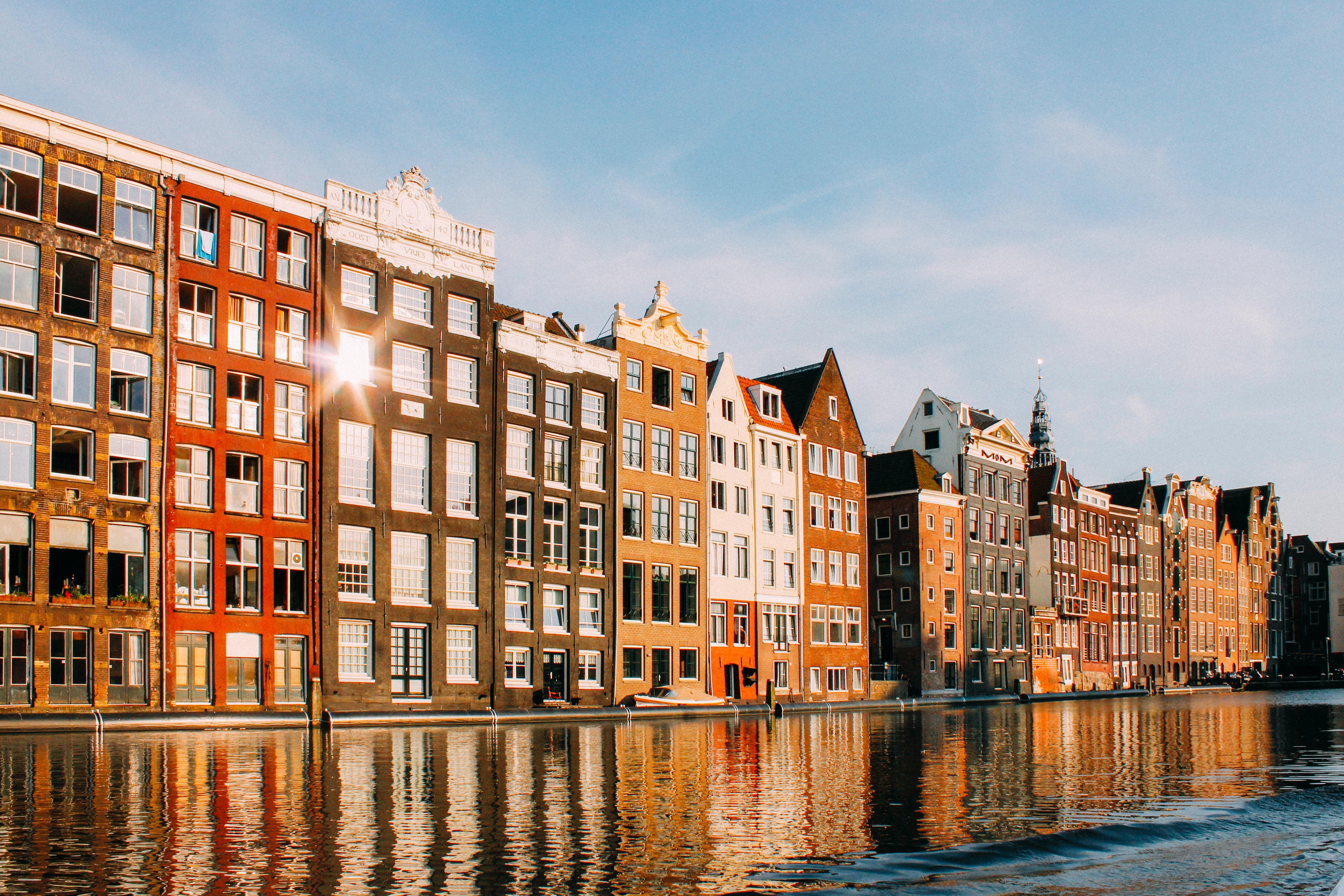 Голландія Амстердам