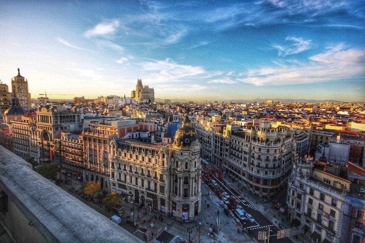 Іспанія Мадрид