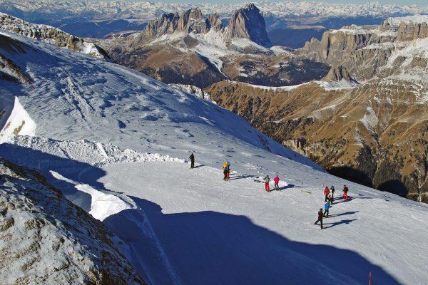 Італія Доломітові Альпи