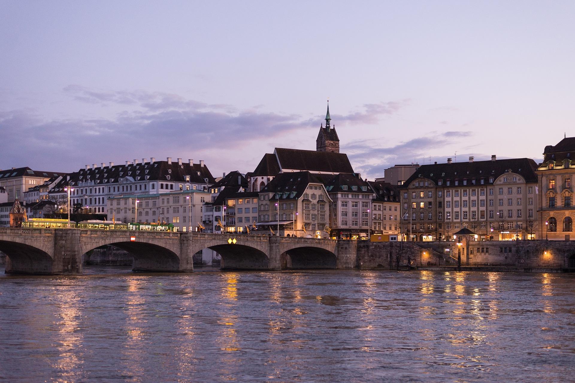 Швейцарія Базель