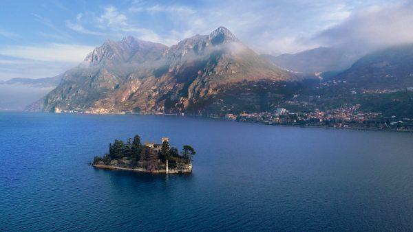 Італія озеро Ізео