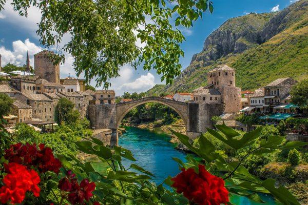 босныя мостар