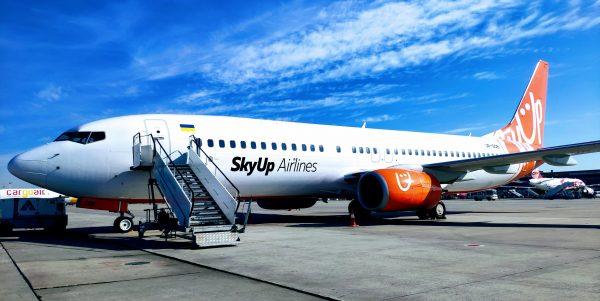 Літак SkyUp Airlines