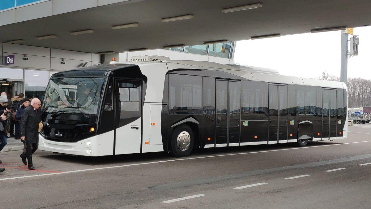 Перонний автобус