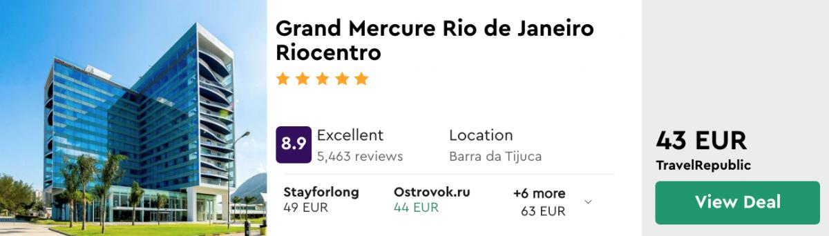 готель в Ріо-де-Жанейро