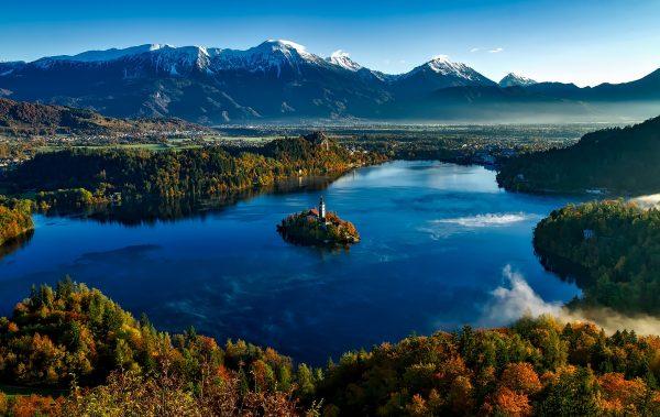 Словенія Блед