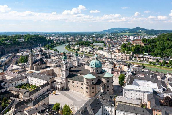 зальцбург панорама