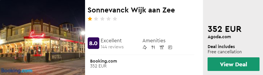 Sonnevanck Wijk aan Zee