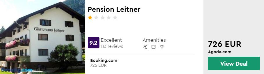 Pension Leitner