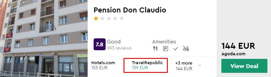 Pension Don Claudio