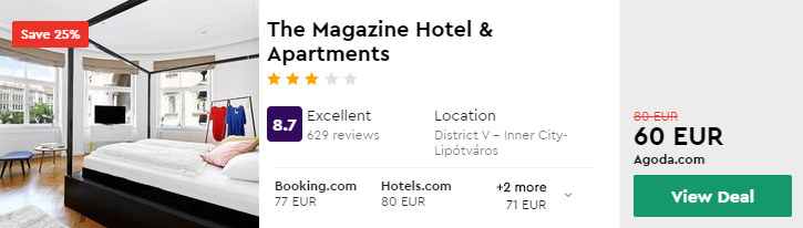 The Magazine Hotel & Apartments