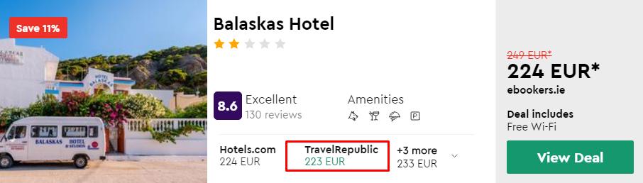 Balaskas Hotel