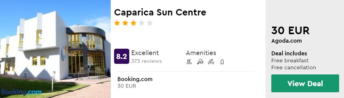 Caparica Sun Centre