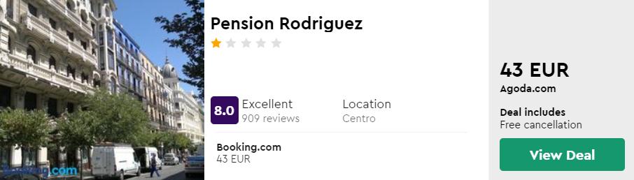 Pension Rodriguez