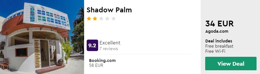 Shadow Palm