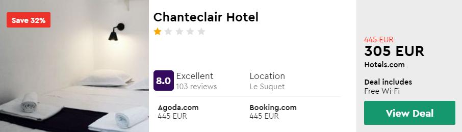 Chanteclair Hotel