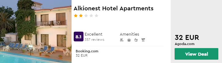 Alkionest Hotel Apartments
