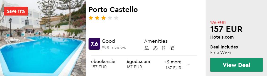 Porto Castello