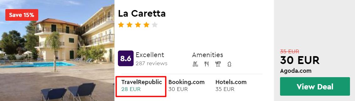 La Caretta