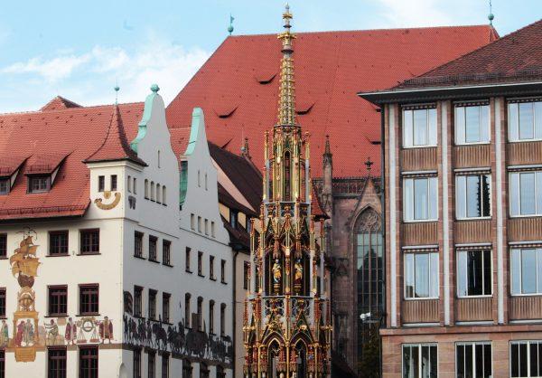 Німеччина Баварія Нюрнберг