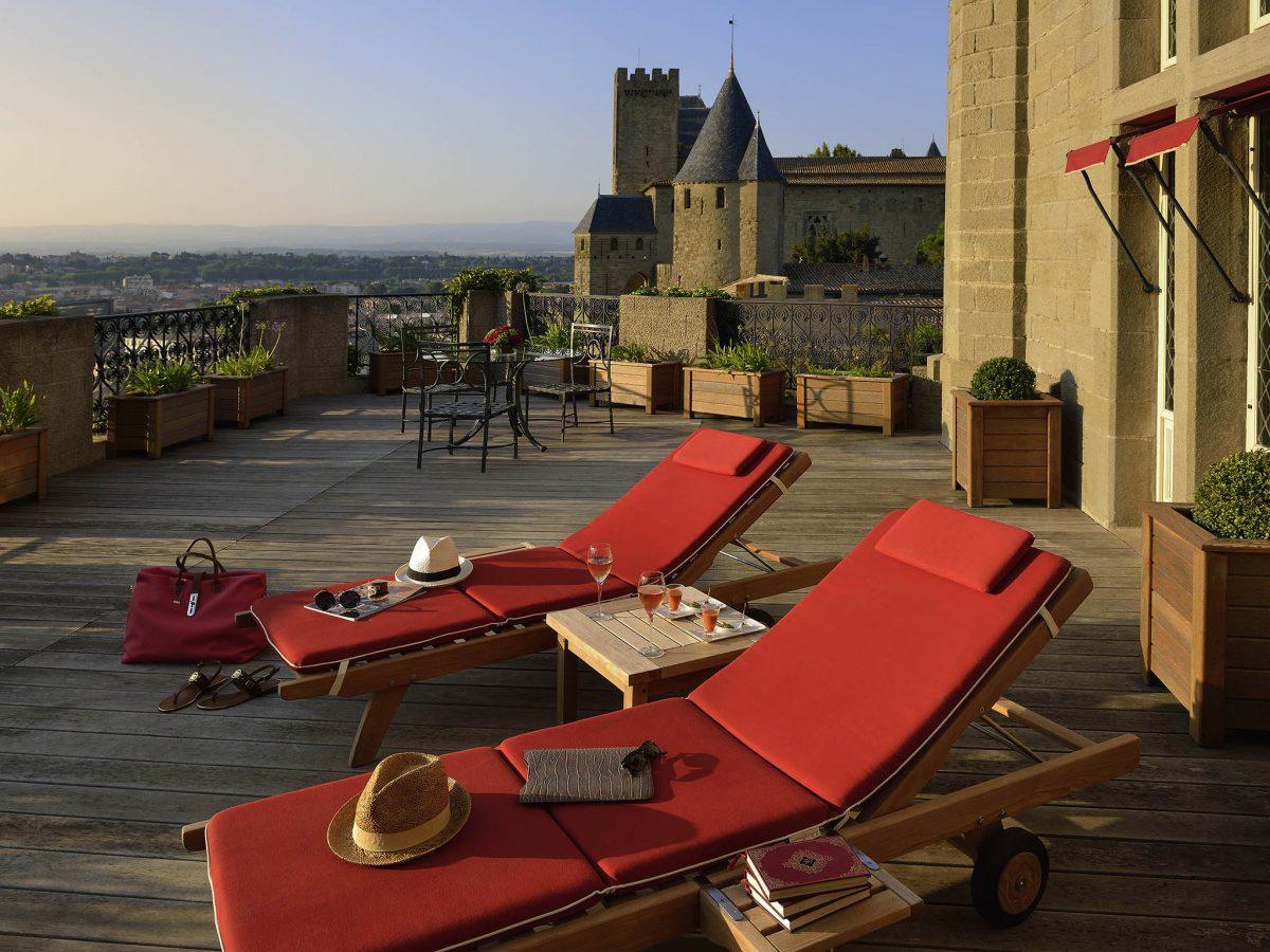 Hotel de la Cite Carcassonne – MGallery