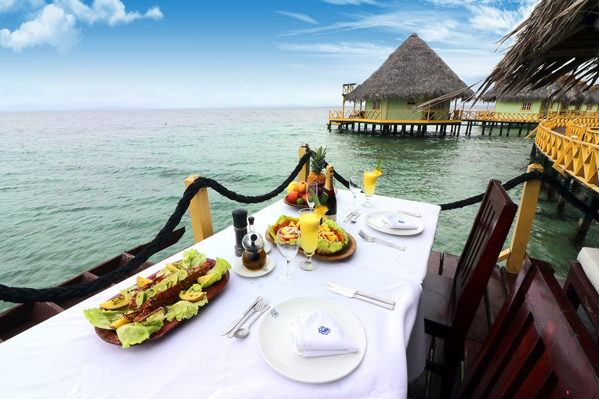 Punta Caracol Acqua-Lodge, Панама