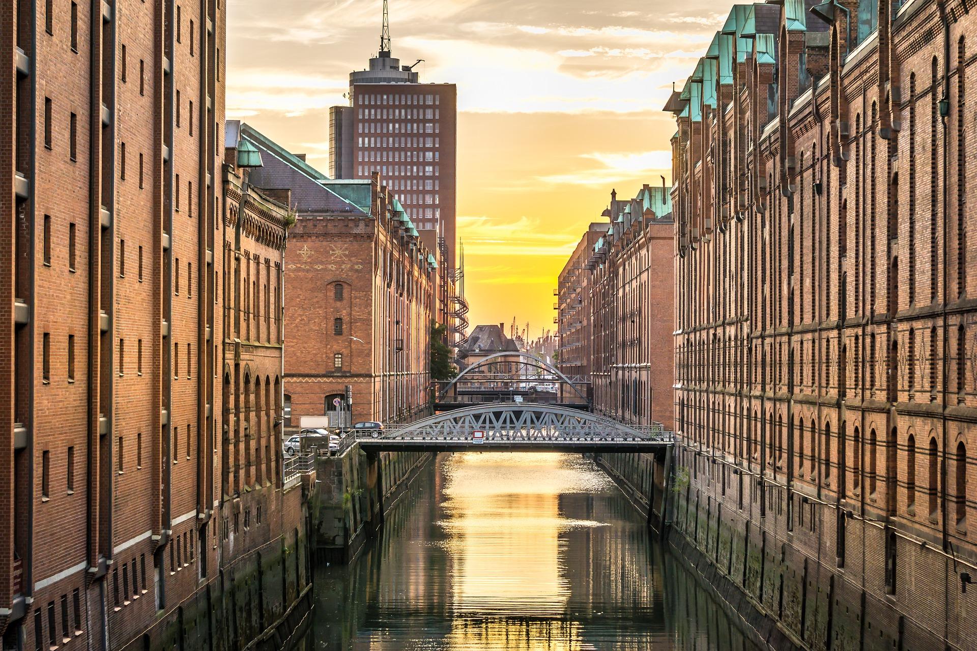 Німеччина Гамбург