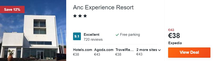 Anc Experience Resort