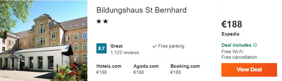 Bildungshaus St Bernhard