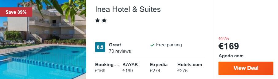 Inea Hotel & Suites
