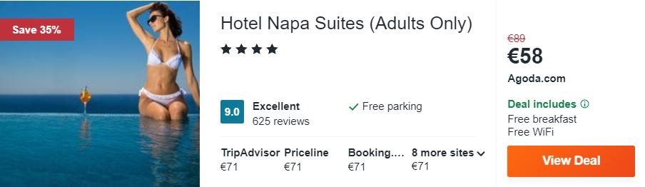 Hotel Napa Suites