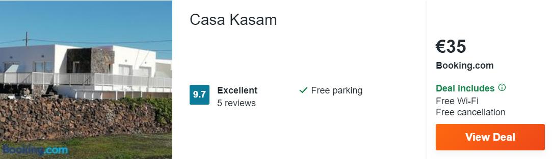 Casa Kasam