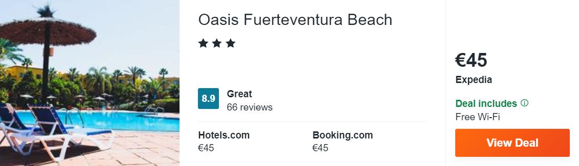 Oasis Fuerteventura Beach
