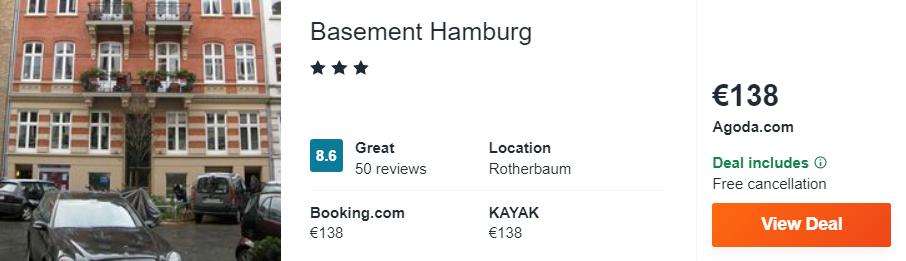 Basement Hamburg