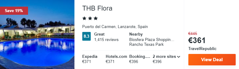 THB Flora