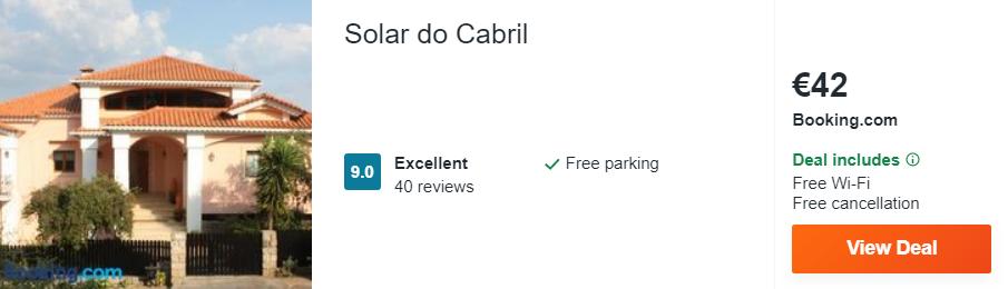 Solar do Cabril