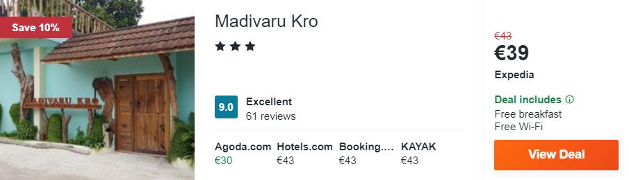 Madivaru Kro