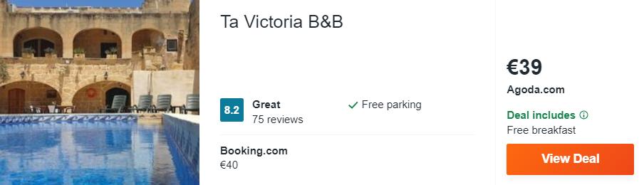 Ta Victoria B&B