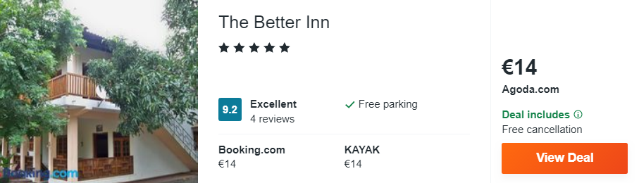The Better Inn