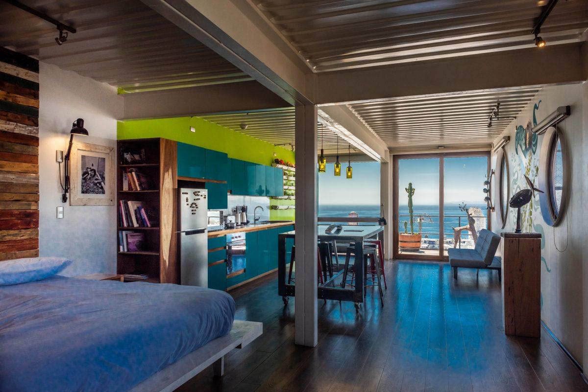 Hotel Winebox Valparaiso