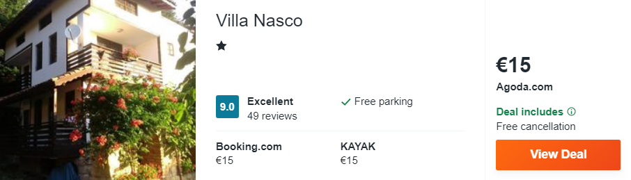 Villa Nasco