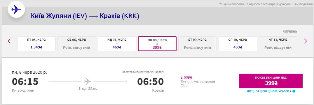 Київ - Краків >>
